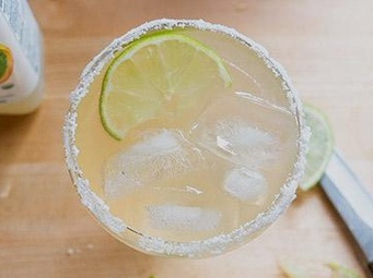 Ginger Lime Margarita