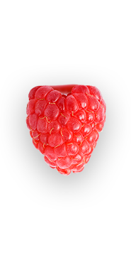 Raspberries - There are over 200 different varieties of raspberries, but only two are grown and distributed on a large scale. - via: Evolution Fresh