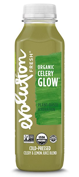 Organic Celery Glow cold pressed juice
