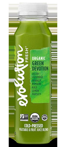 Organic Green Devotion