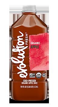 Evolution Fresh | Organic Apple |   Cold-Pressed Juice