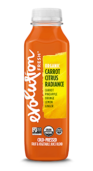 Evolution Fresh | Organic Carrot Citrus Radiance |   Cold-Pressed Juice