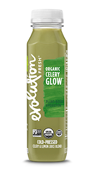 Evolution Fresh | Organic Celery Glow |   Cold-Pressed Juice