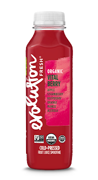 Evolution Fresh | Organic Vital Berry |   Cold-Pressed Juice
