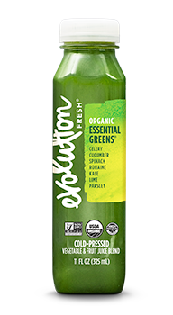 Evolution Fresh | Organic Essential Greens® |   Cold-Pressed Juice