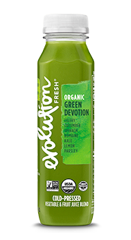 Evolution Fresh | Organic Green Devotion |   Cold-Pressed Juice