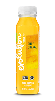 Evolution Fresh | Pure Orange |   Cold-Pressed Juice