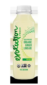 Evolution Fresh | Organic Ginger Limeade |   Cold-Pressed Juice