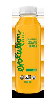Evolution Fresh | Organic Orange |   Cold-Pressed Juice