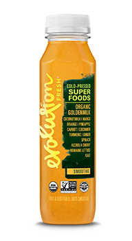 Evolution Fresh | Organic Superfoods Goldenmilk |  Cold-Pressed Smoothie
