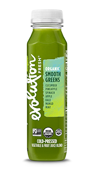 Evolution Fresh | Organic Smooth Greens |   Cold-Pressed Juice