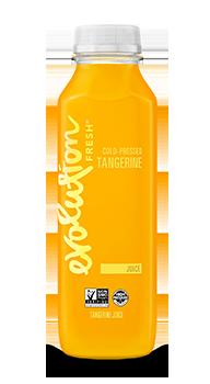 Evolution Fresh | Tangerine |   Cold-Pressed Juice