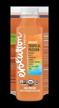 Evolution Fresh | Organic Tropical Passion |   Cold-Pressed Juice