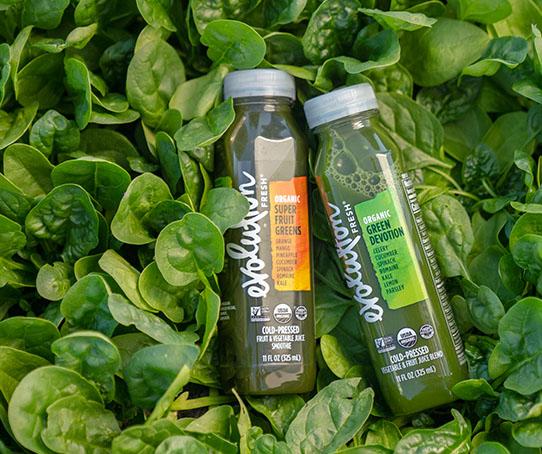 Image of evolution fresh's green juice