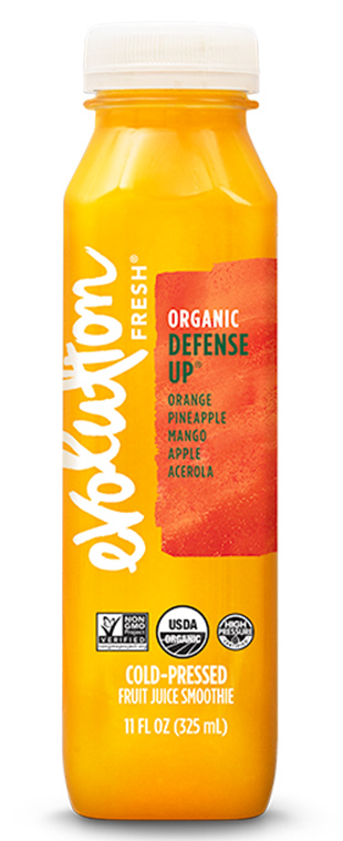 Orange cold pressed juice