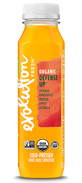 Orange cold pressed juice